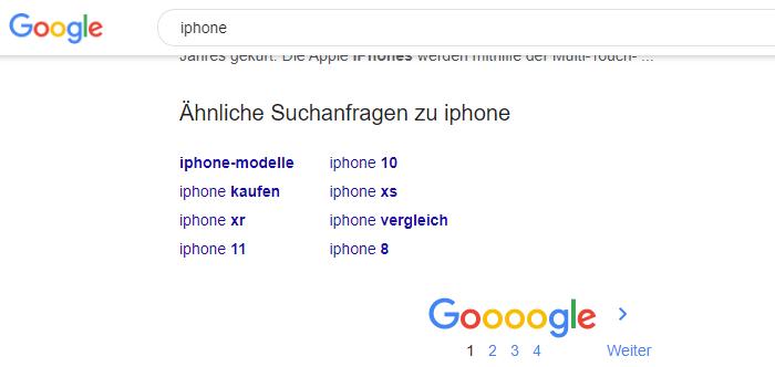 keyword finder kostenlos mit google